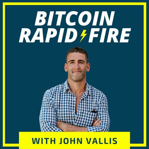 Cover art for podcast Bitcoin Rapid-Fire