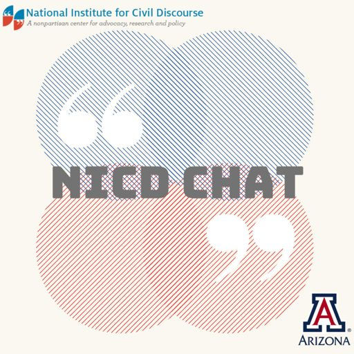 Cover art for podcast National Institute for Civil Discourse