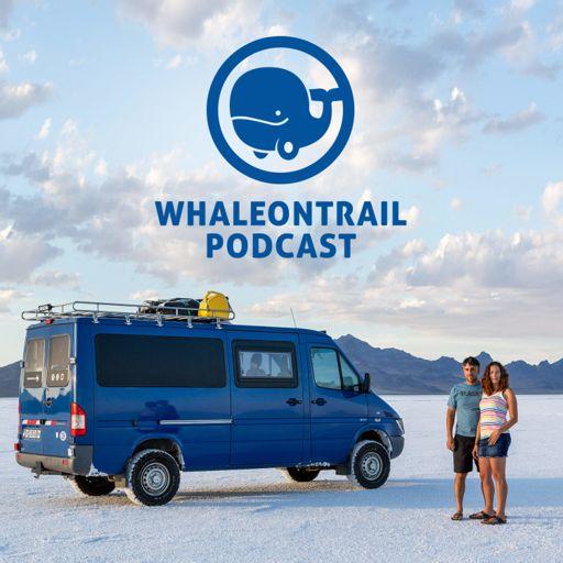 Cover art for podcast Whaleontrail - Vanlife auf der Panamericana