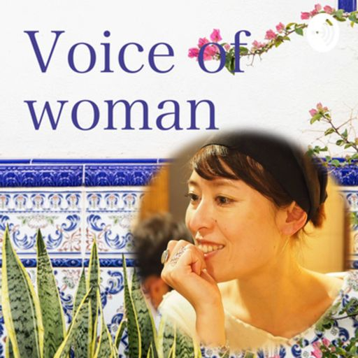 Cover art for podcast Voice of woman