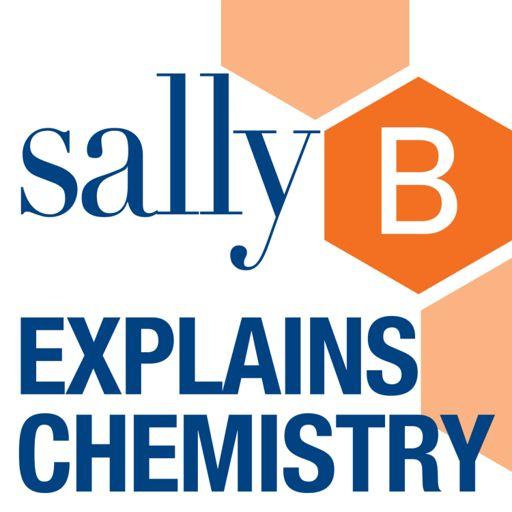 Cover art for podcast Sally B Explains Chemistry
