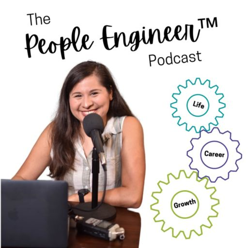 Cover art for podcast The People Engineer™ Podcast