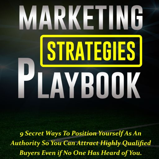 Cover art for podcast Marketing Strategies Playbook