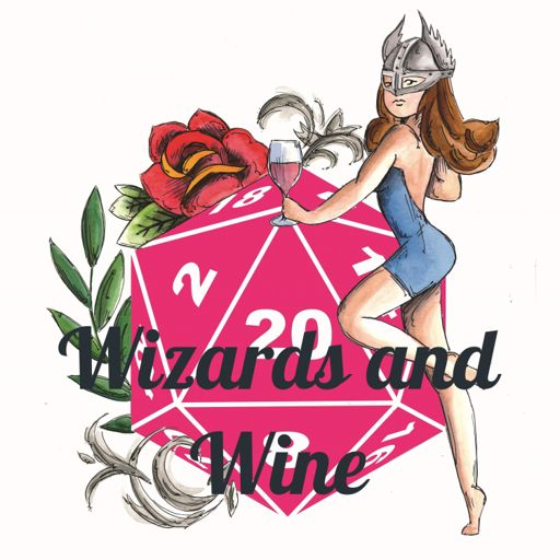 Cover art for podcast Wizards and Wine