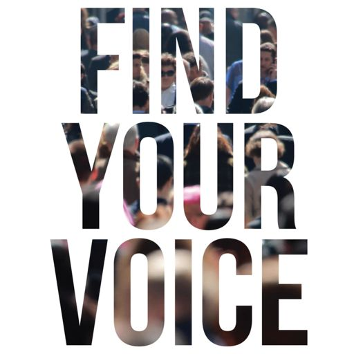 Cover art for podcast Find Your Voice
