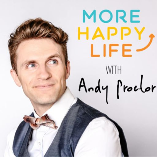 Cover art for podcast More Happy Life