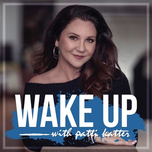 Cover art for podcast Wake Up With Patti Katter