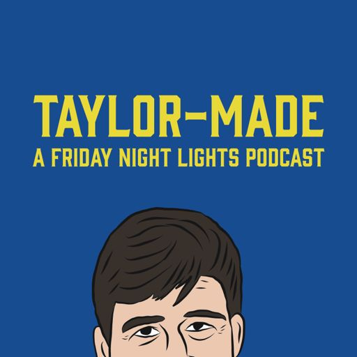 Cover art for podcast Taylor-Made