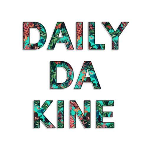 Cover art for podcast Daily Da Kine