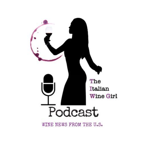 Cover art for podcast The Italian Wine Girl