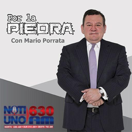 Cover art for podcast Por la Piedra