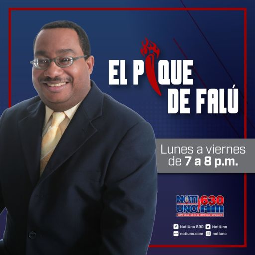 Cover art for podcast El Pique de Falú