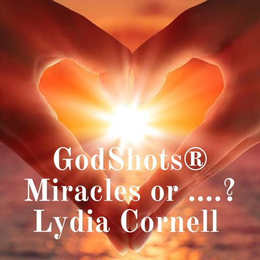 Cover art for podcast GodShots® Miracles or Evidence?