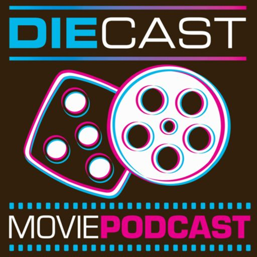 Cover art for podcast DieCast Movie Podcast