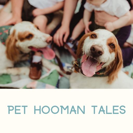 Cover art for podcast Pet Hooman Tales