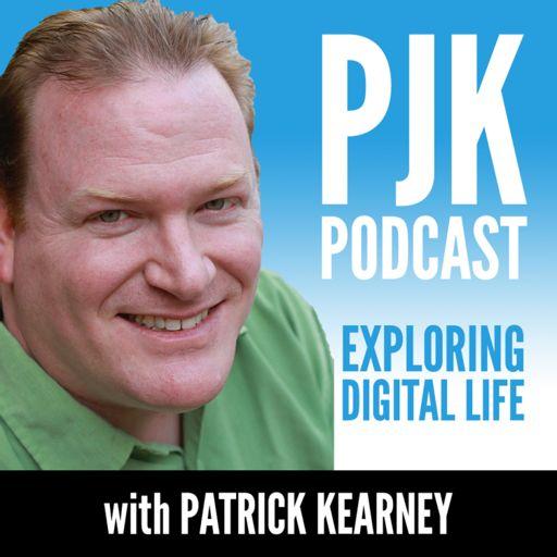 Cover art for podcast PJK Podcast: Exploring Digital Life