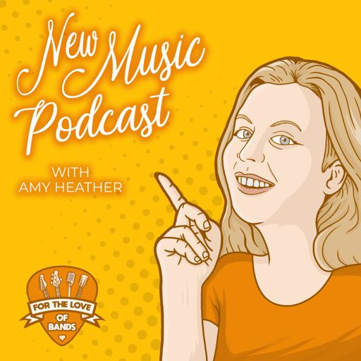 Cover art for podcast For The Love Of Bands