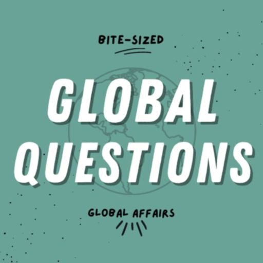 Cover art for podcast Global Questions