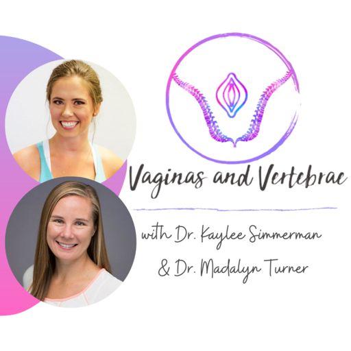 Cover art for podcast Vaginas and Vertebrae