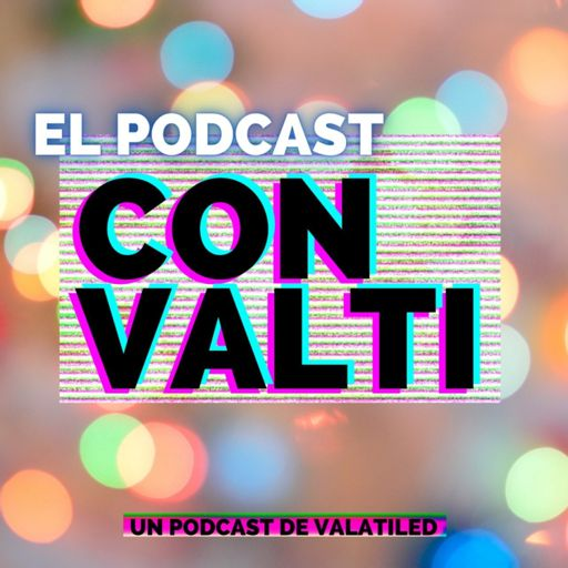 Cover art for podcast Con Valti