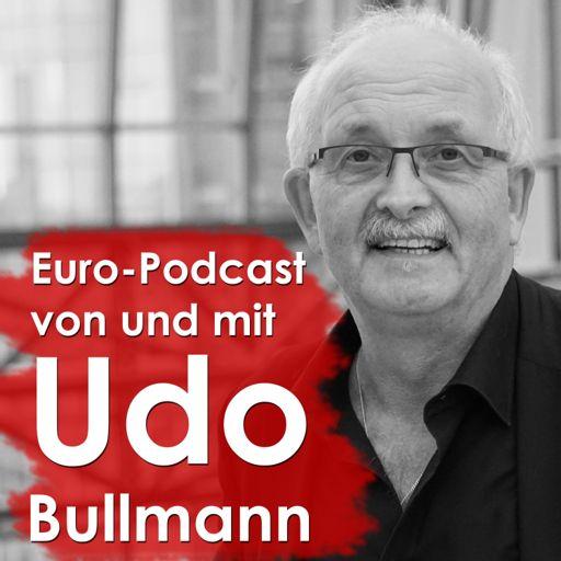 Cover art for podcast Euro-Podcast von und mit Udo Bullmann