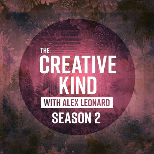 Cover art for podcast The Creative Kind Podcast