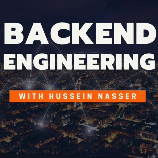 Cover art for podcast The Backend Engineering Show with Hussein Nasser
