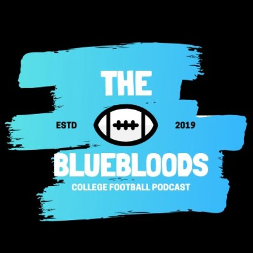 Cover art for podcast The Bluebloods