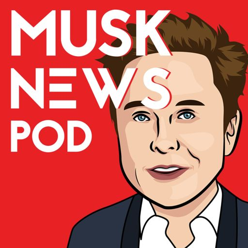 Cover art for podcast Elon Musk Pod