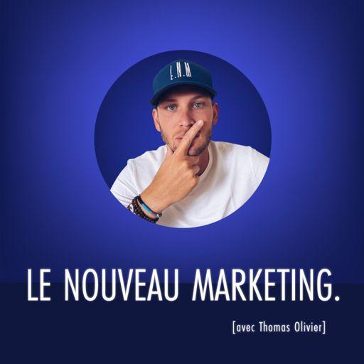 Cover art for podcast Le Nouveau Marketing