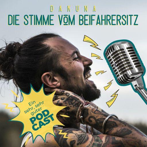 Cover art for podcast Die Stimme vom Beifahrersitz