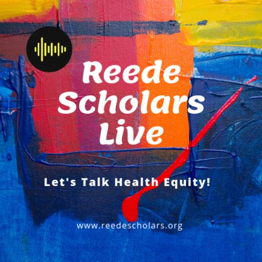 Cover art for podcast Reede Scholars Live