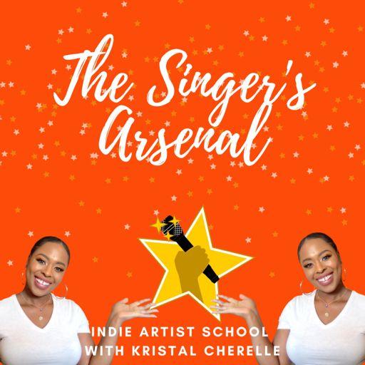Cover art for podcast The Singer's Arsenal