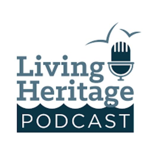 Cover art for podcast Living Heritage Podcast
