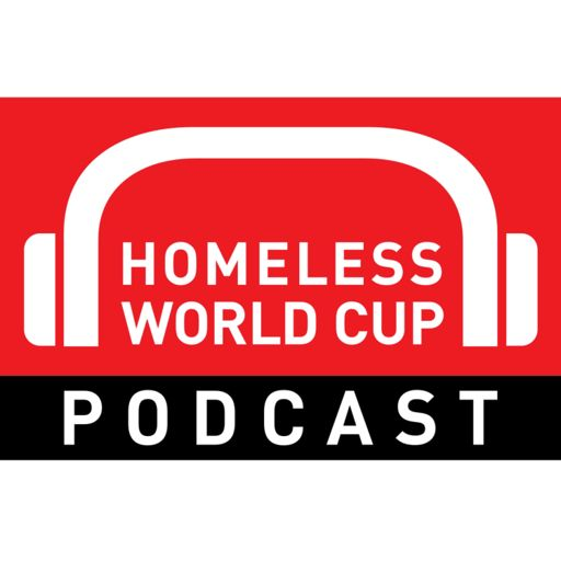 Cover art for podcast Homeless World Cup Podcast