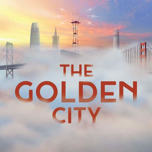 Cover art for podcast The Golden City
