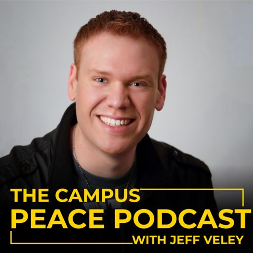 Cover art for podcast The Campus Peace Podcast
