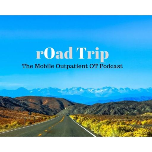 Cover art for podcast rOad Trip