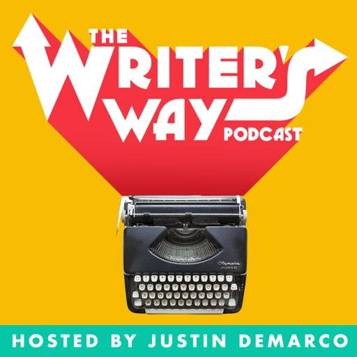Cover art for podcast The Writer's Way Podcast