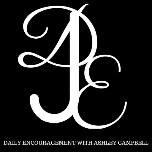 Cover art for podcast Daily Encouragement with Ashley Campbell