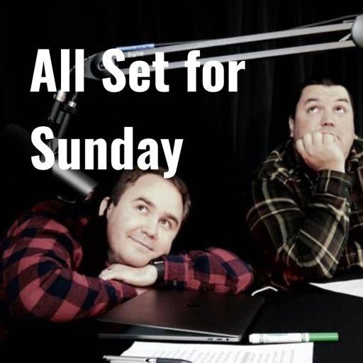 Cover art for podcast All Set for Sunday