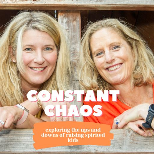 Cover art for podcast Constant Chaos Podcast