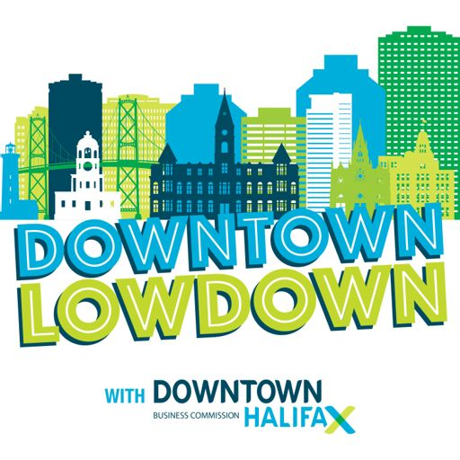 Cover art for podcast Downtown LowDown