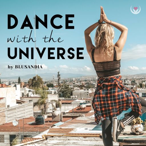 Cover art for podcast dance with the universe