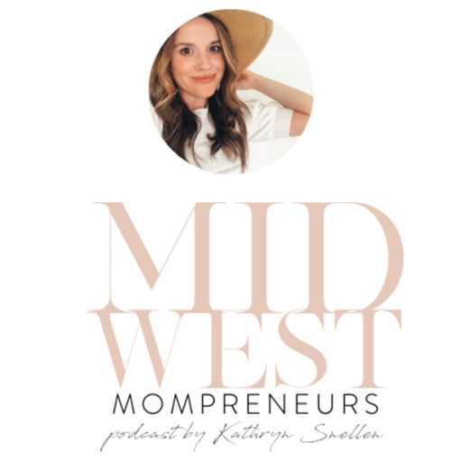 Cover art for podcast Midwest Mompreneurs
