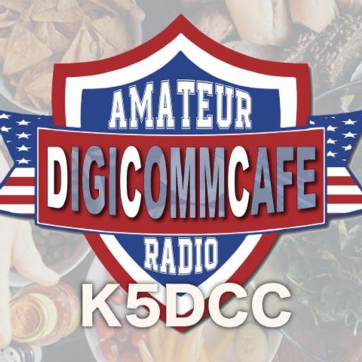 Cover art for podcast DigiCommCafe - A Ham Radio Buffet