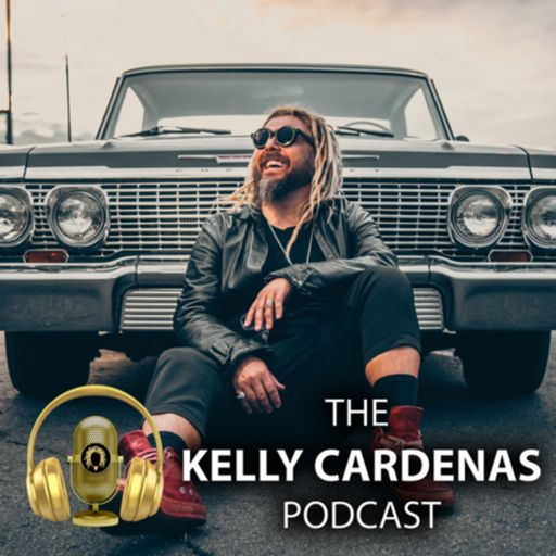 Cover art for podcast The KELLY CARDENAS Podcast-ATTITUDE DETERMINES ALTITUDE