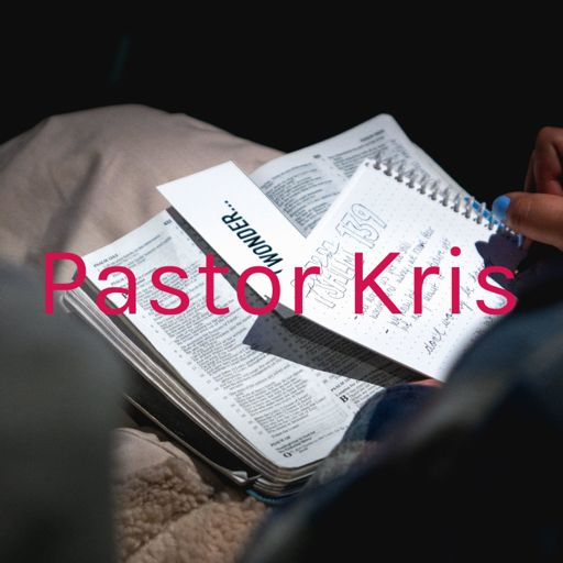 Cover art for podcast Pastor Kris