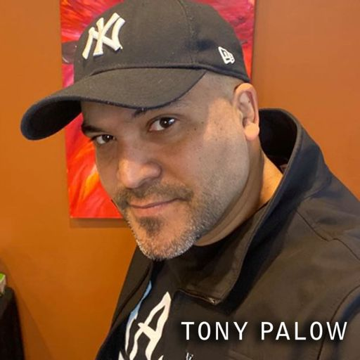 Cover art for podcast Tony Palow
