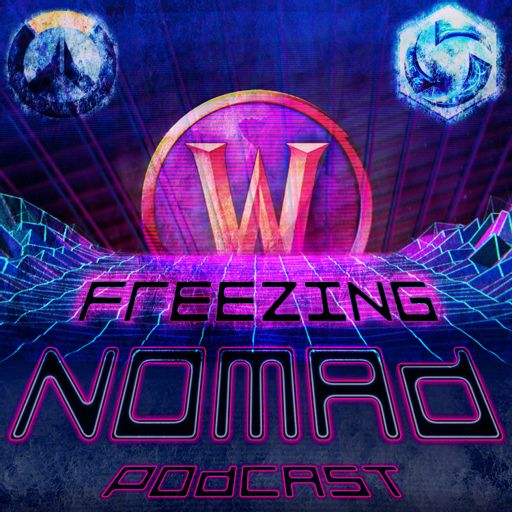 Cover art for podcast Freezing Nomad